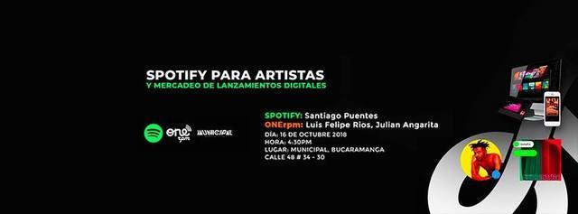 Conferencia. Spotify Para Artistas