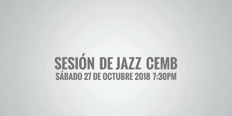 Sesión de Jazz CEMB No. 48