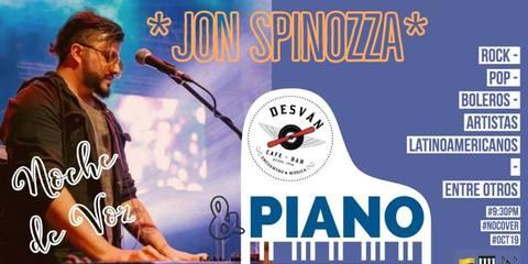 Noche de Voz & Piano