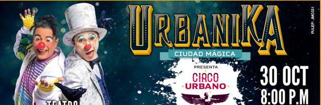 Urbanika - Ciudad Mágica