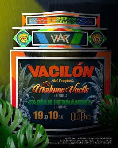 Vacilón Hot Tropical