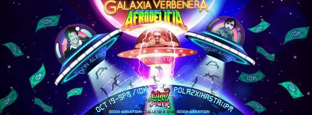 Galaxia Verbenera