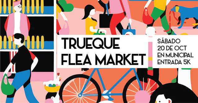 Trueque The Flea Market