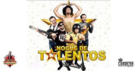 Noche de Talentos con el Club de Comedia Bucaramanga