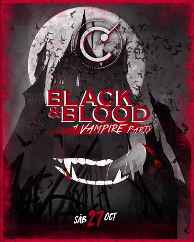 Black & Blood