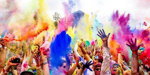 Festival Color Day Santander