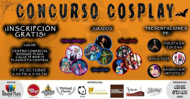 Concurso Cosplay