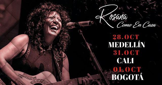 Rosana En Medellín