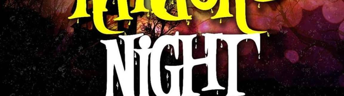 Halloween Karaoke Night
