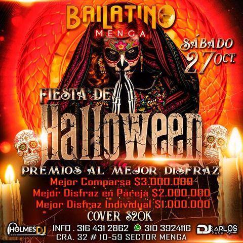 Halloween Bailatino