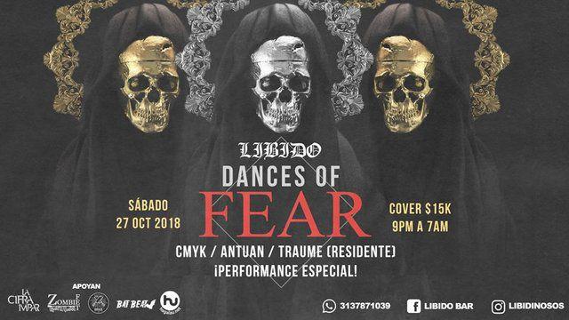 Dances of fear Halloween