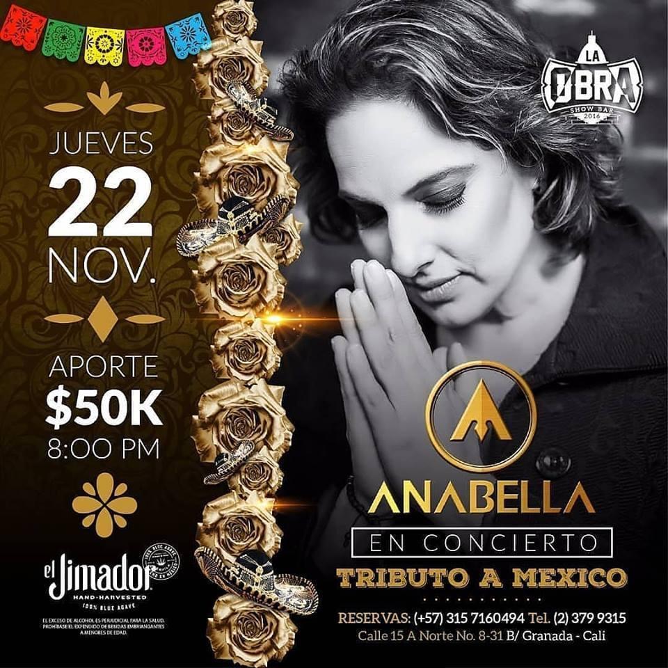 Anabella En Concierto