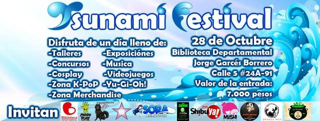 Tsunami Festival