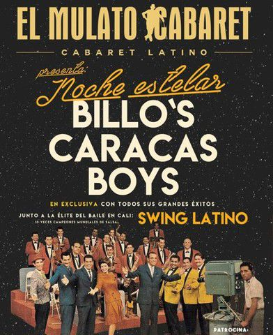 Billo's Caracas Boys y Swing Latino