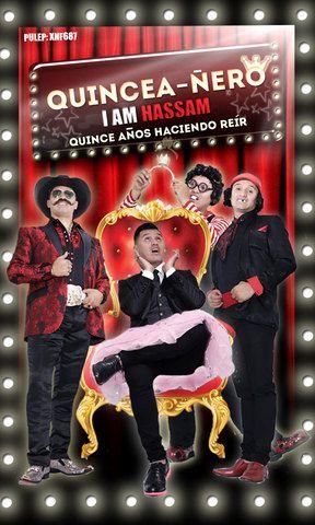 I AM HASSAM QUINCEA-ÑERO