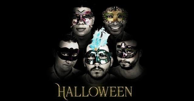Halloween con el Club de Comedia Bucaramanga