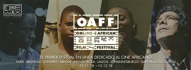 Primer Festival En Línea del Cine Africano