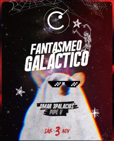 Fantasmeo Galáctico
