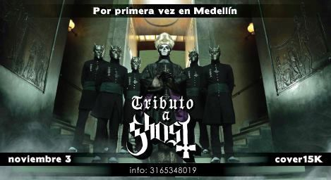 Halloween In Hell - Tributo a GHOST