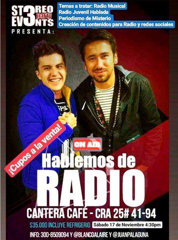 HABLEMOS DE RADIO.
