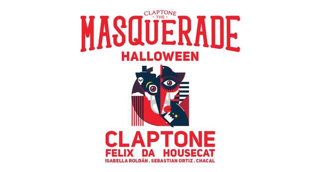 Claptone Masquerade Halloween