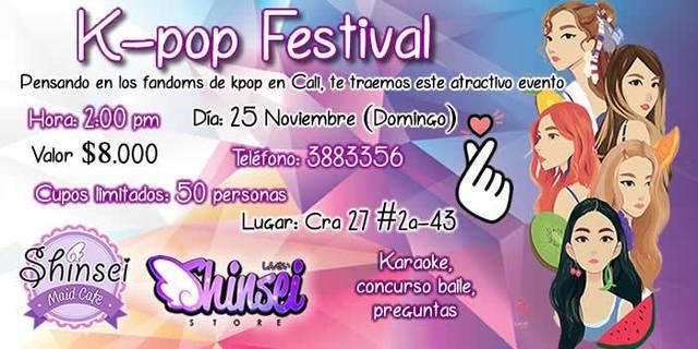 K- Pop Festival