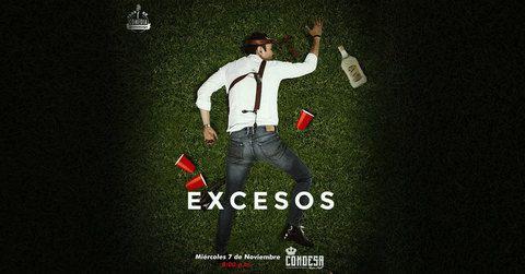 Excesos, nuevo show del Club de Comedia Bucaramanga