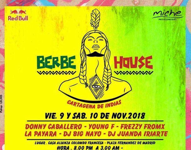 Berbe House Cartagena