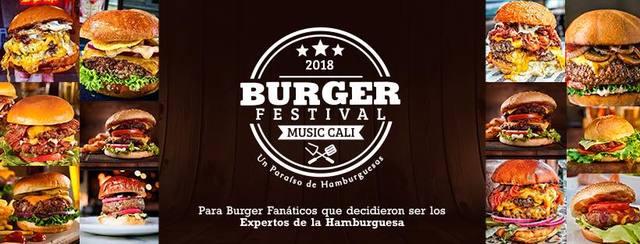 Burger Festival Music 2018