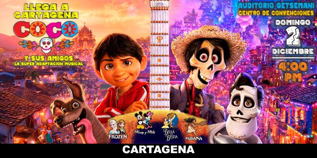 Coco Y Sus Amigos