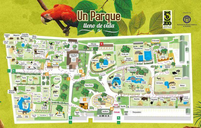 Zoológico Santa Fe