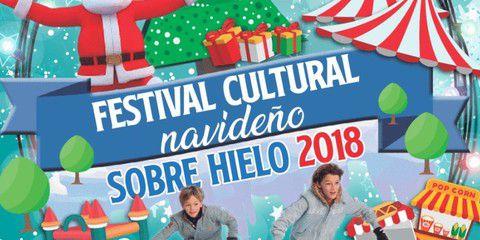 Festival Cultural Navideño Sobre Hielo