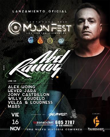Moonfest Medellín