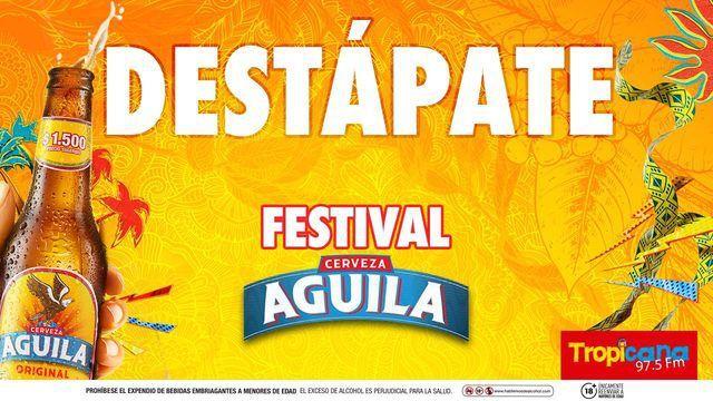 Festival De La Cerveza Águila
