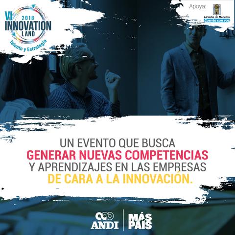 VI Innovation Land 2018