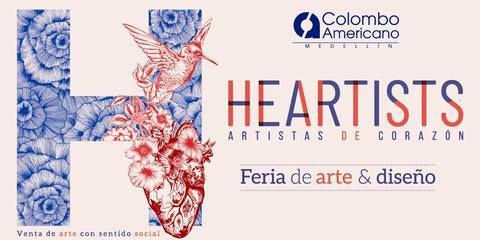 Heartists 2018: Artistas de corazón
