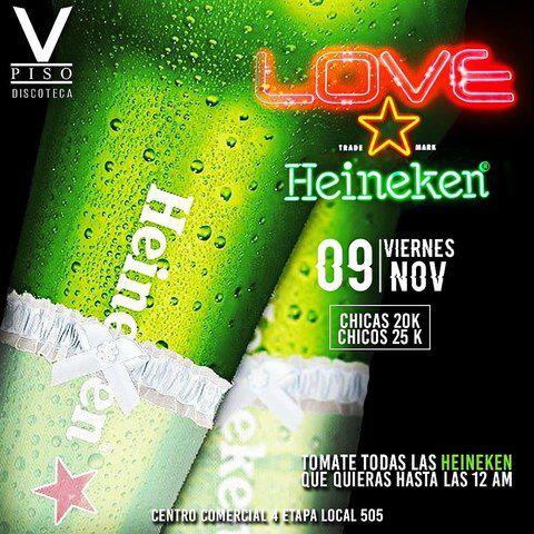 Love Heineken