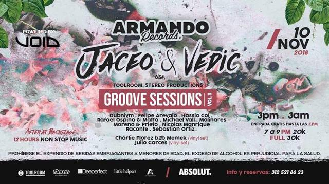 Groove Sessions Vol. 3