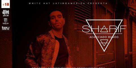 Sharif en Medellín