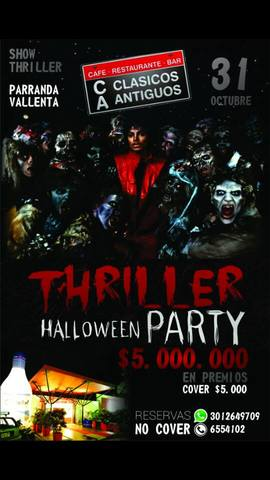 THRILLER PARTY