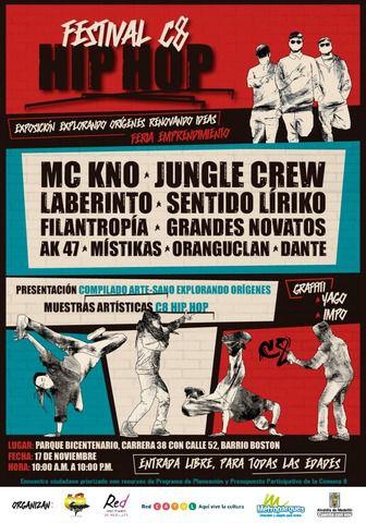 Festival C8 - Hip Hop