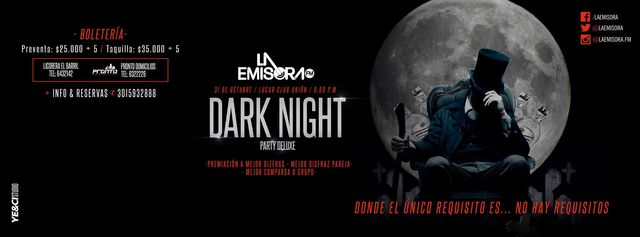 DARK NIGHT PARTY