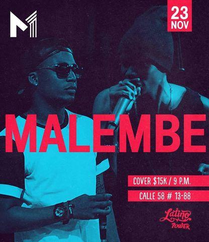Malembe En Bogotá