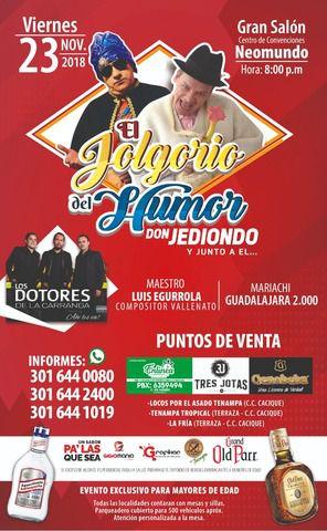 Don Jediondo en Bucaramanga