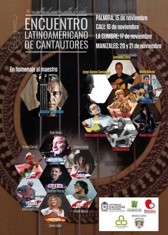 Encuentro Latinoamericano de Cantautores