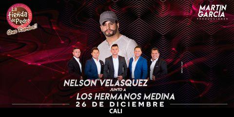 Nelson Velasquez y Los Hnos Medina