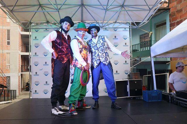 1er Festival de Circo Alternativo