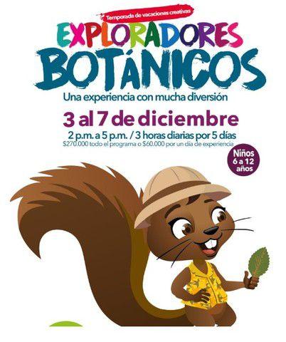 Exploradores Botánicos