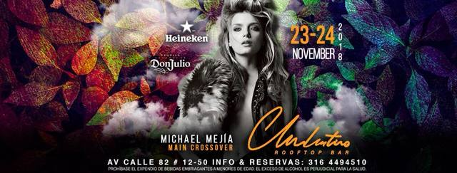 Friday & Saturday | FLOW at Clandestino