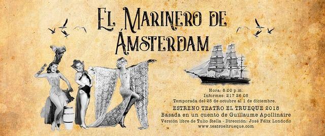 El Marinero de Ámsterdam